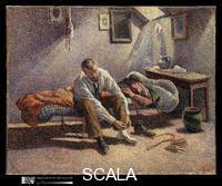 Luce, Maximilien (1858-1941) Morning, Interior, 1890