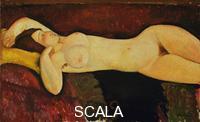 Modigliani, Amedeo (1884-1920) Reclining Nude (Le grand nu), c. 1919