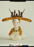 Dali', Salvador (1904-1989) Busto di donna retrospettivo (Buste de femme retrospectif), 1933