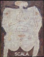 Dubuffet, Jean (1901-1985) The Jewish Woman, October 1950,