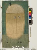 Klee, Paul (1879-1940) Mask of Fear (Maske Furcht), 1932