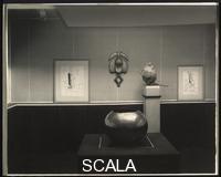 Stieglitz, Alfred (1864-1946) Picasso-Braque Exhibition at '291', 1915