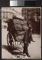 Atget, Eugene (1857-1927) Untitled (Ragpicker), 1899-1900