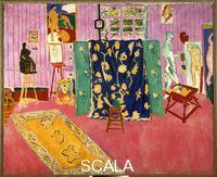 Matisse, Henri (1869-1954) The Pink Studio (The Artist's Studio)