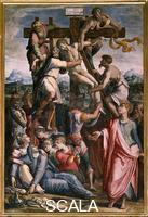 Vasari, Giorgio (1511-1574) Giorgio Vasari (1511-1574); La Deposition; Archicenobio; Camaldoli