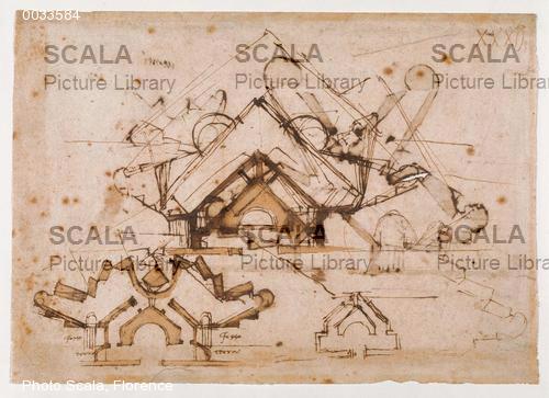 Michelangelo (Buonarroti, Michelangelo 1475-1564) Fortificazione n. 20